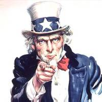 Uncle Sam Says &quot;Pay Up, Fool!&quot;